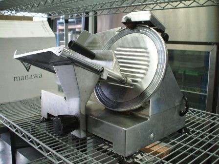 Sold Brice Fa 250 Meat Slicer Sold Commercial Kitchen Equipment Australia