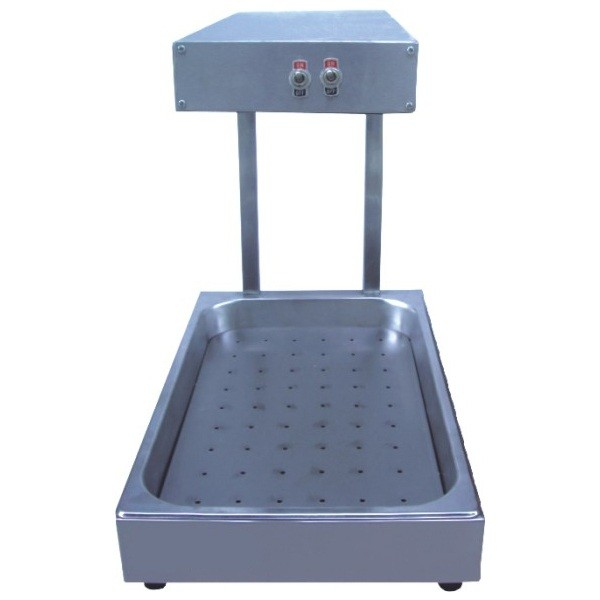 Chip Warmer Hot Showcase Commercial Kitchen Equipment