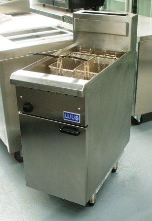 Sold Luus Fg 40 Deep Fryer