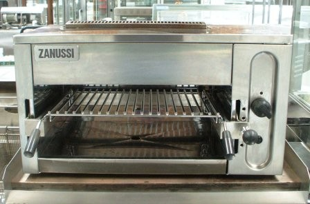 Sold Zanussi Salamander Food Toaster Sold Commercial