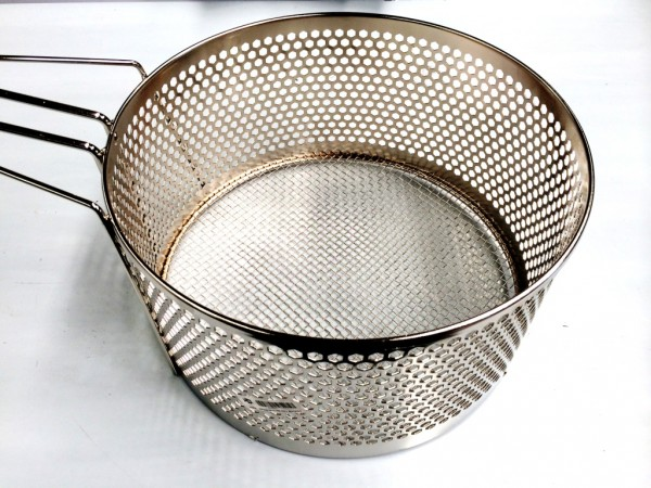 Commercial round frying baskets diameter 300mm commercial kitchen equip - Diametre cercle basket ...
