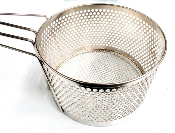 Commercial round frying baskets diameter 250mm commercial kitchen equip - Diametre cercle basket ...