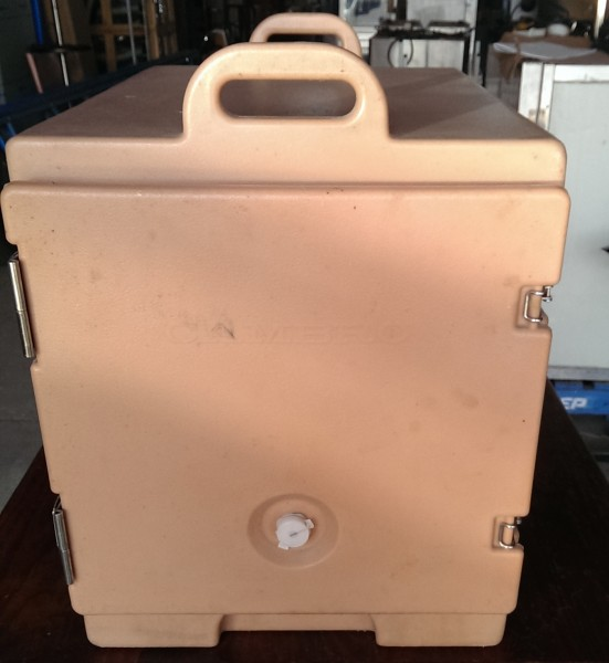 Used Cambro Hot Amp Cold Food Storage Cabinet Commercial
