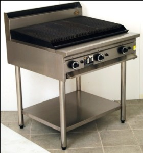 SUPERTRON Char Grill - Commercial Grill 600mm Wide | Commercial ...