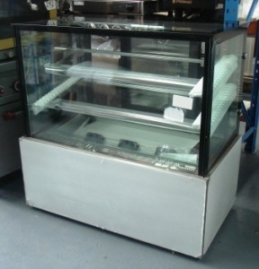 HOT DISPLAY SHOWCASE HOT BOX EX DEMO 900MM | Commercial Kitchen Equipment  Australia