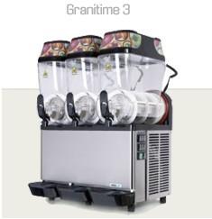 GBG GRANITIME TRIPLE BOWLS GRANITA / SLUSHY MACHINE | Commercial ...