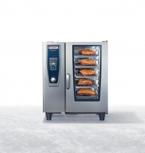 Rational SCCWE101 10 Tray Combi Oven SelfCooking Centre ...
