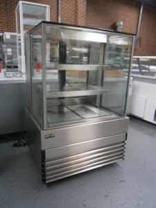 Koldtech Refrigerated Display Cabinet 900mm Wide Sqrcd 9 Ba