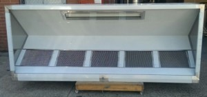 3M Commercial Exhaust Canopy with Motor and Free light & 3M Commercial Exhaust Canopy With Motor And Free Light ...