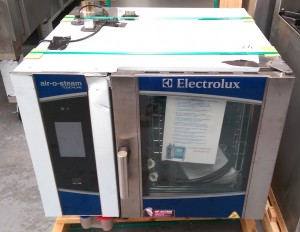 Electrolux Air O Steam 6 X 1 1gn Tray Touchline Gas Combi