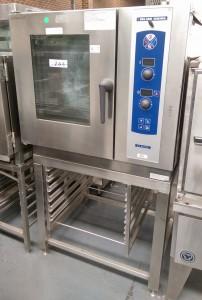 blue seal combi oven manual