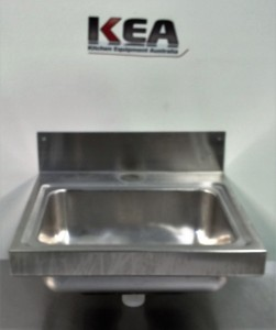 Stainless Steel Hand Basin Commercial Kitchen Equipment