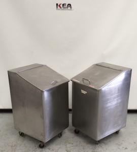 FLOUR BINS | Commercial Kitchen Equipment Australia