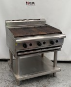 Waldorf 900mm Gas Chargrill