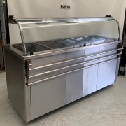 Versigen Mobile Bain Marie & Hot Cupboar
