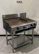 Complete Hot Plate & Char grill