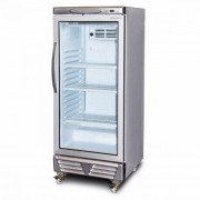 Bromic GM0220 Glass Door Upright Chiller