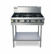 True heat – T90-6  Stove top with stand