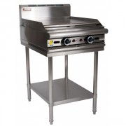 T60-0-60G  600mm Hotplate with leg stand