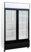 Double Glass Door Fridge 1000 Litre
