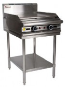 2 Burners with Griddle Modular Top