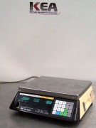 toshiba digital computing scale  model :