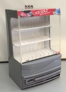 SKOPE OPEN DRINK DISPLAY FRIDGE  MODEL :