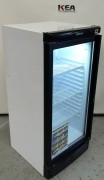 BROMIC SINGLE GLASS DOOR FRIDGE 1300MM H