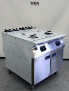 ex-demo ELECTROLUX  Double Well GAS FRYE