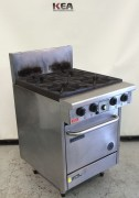 Goldstein 4 Burner & Range     MODEL :