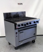 GOLDSTEIN  6 Burner Gas Oven   MODEL : P