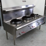 LUUS WATERLESS WOKS  MODEL : WL-3C