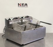 Roband Twin Pan Fryer  MODEL :  F25