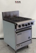 Goldstein 4 Burner & Range