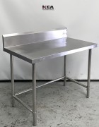 USED F.E.D Stainless Steel Tables with S