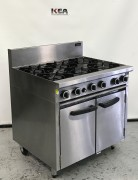 Cobra LPG  Static Oven Range  Model:CR9D