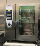 RATIONAL 10 Tray Combi Oven     MODEL :