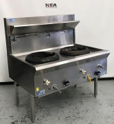 Luus double  Wok burner  Model:WF-2C