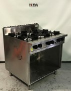 Sheffield  6 burner Stove Top  Model: 6B