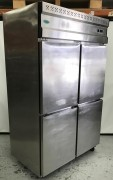 IceBlue 4 Door Upright Freezer     Model