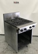 GOLDSTEIN 4 burner cooktop  Model: PF24