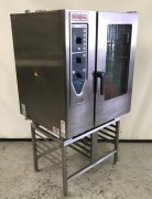 RATIONAL  10 Tray Combi Oven Model : CM1
