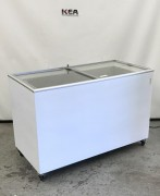 BROMIC Flat Glass Top Chest Freezer