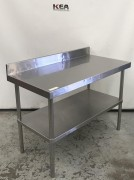 Simply Stainless Stainless Steel Bench