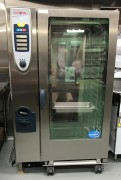 Rational 2 x 20 Tray Combi Oven