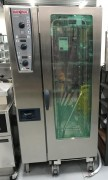 Rational CMP201 20 Tray Combi Oven Combi