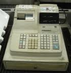 CASH REGISTER USED