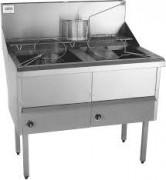 Fish and Chips Deep Fryer NEW