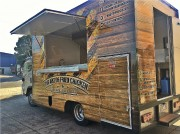 CUSTOM FOOD VANS TRAILERS AND COFFEE VAN