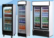 COMMERCIAL DRINK FRIDGES